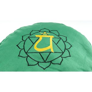 Heart Chakra Meditation Cushion