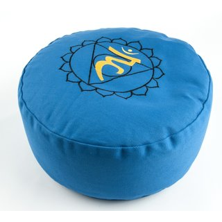Throat Chakra Meditation Cushion