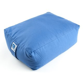 Quad Meditation cushion blue