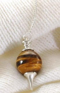 Tiger Eye Ball Pendulum